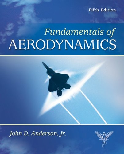 Fundamentals of Aerodynamics  5th 2011 edition cover