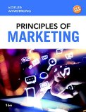 Principles of Marketing + Mymarketinglab With Pearson Etext Access Card:   2015 edition cover