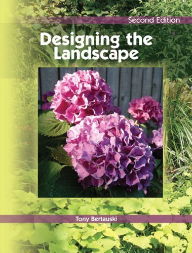 Designing the Landscape An Introductory Guide for the Landscape Designer 2nd 2009 edition cover
