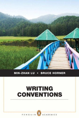 Writing Conventions   2008 edition cover
