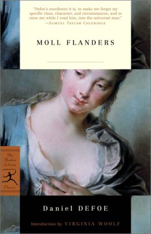 Moll Flanders   2002 edition cover