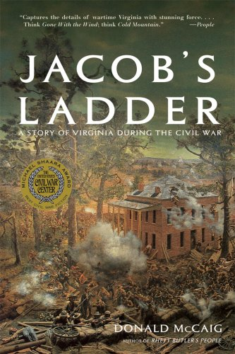 Jacob's Ladder A Story of Virginia During the War N/A edition cover