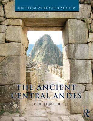 Ancient Central Andes   2014 edition cover