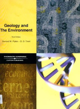 Acp Geology and the Environment 1st 9780495026105 Front Cover