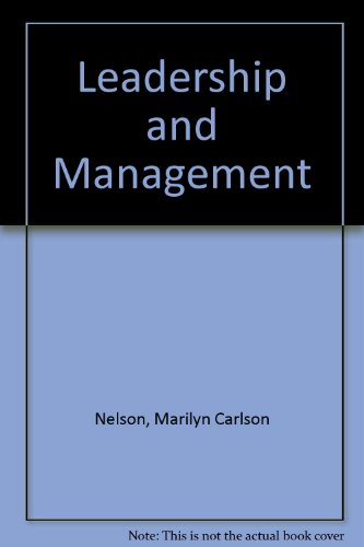 LEADERSHIP+MANAGEMENT NROTC >CUSTOM<    N/A 9780536622105 Front Cover