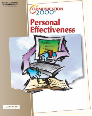 Communication 2000 Personal Effectiveness 2nd 2002 (Revised) 9780538433105 Front Cover