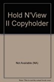 Hold N'View II Copyholder   2000 edition cover