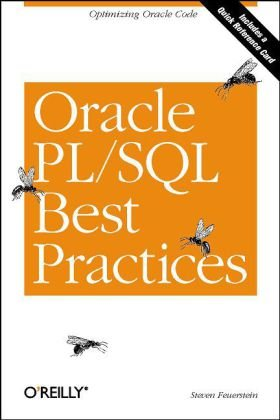 Oracle PL/SQL Best Practices  2nd 2008 (Revised) edition cover
