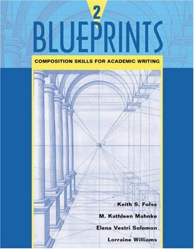 Blueprints 2 Composition Skills for Academic Writing  2003 edition cover