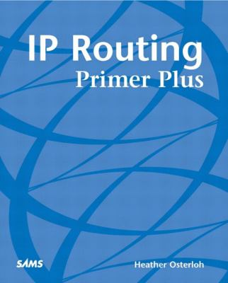 IP Routing Primer Plus   2002 9780672322105 Front Cover