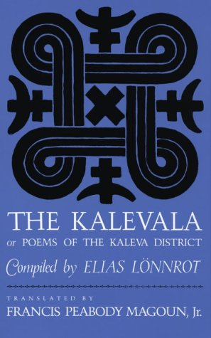 Kalevala Or, Poems of the Kaleva District  1963 edition cover