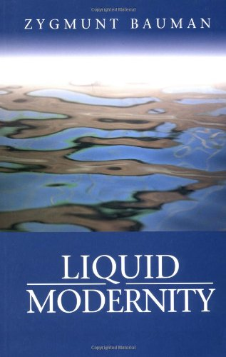 Liquid Modernity   2000 edition cover