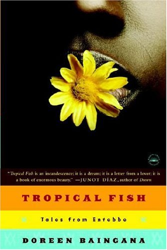 Tropical Fish Tales from Entebbe  2006 edition cover