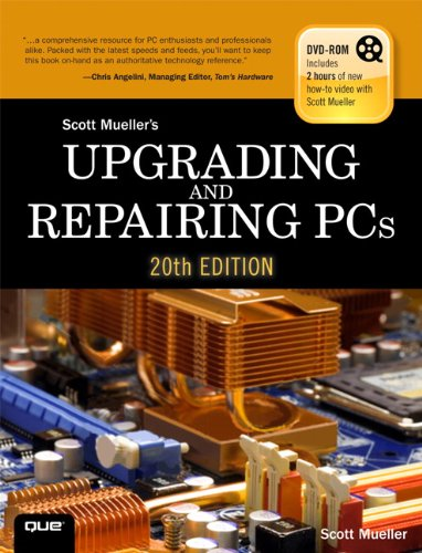 Upgrading and Repairing PCs  20th 2012 (Revised) edition cover