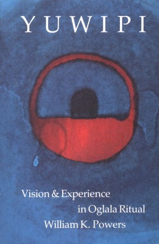 Yuwipi Vision and Experience in Oglala Ritual Reprint edition cover