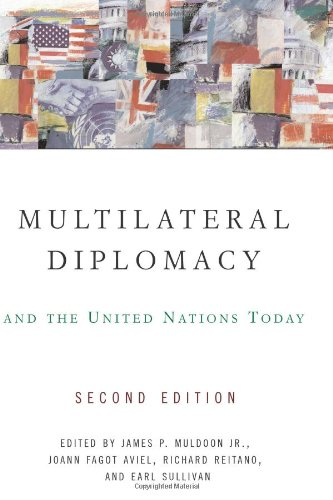 Multilateral Diplomacy and the United Nations Today  2nd 2005 edition cover