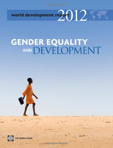 World Development Report 2012 Gender Equality and Development  2012 edition cover
