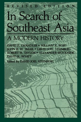 In Search of Southeast Asia A Modern History 2nd 1988 (Revised) edition cover