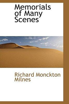 Memorials of Many Scenes:   2009 edition cover
