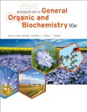 Student Solutions Manual for Bettelheim/Brown/Campbell/Farrell/Torres' Introduction to General, Organic and Biochemistry, 10th  10th 2013 9781133109105 Front Cover