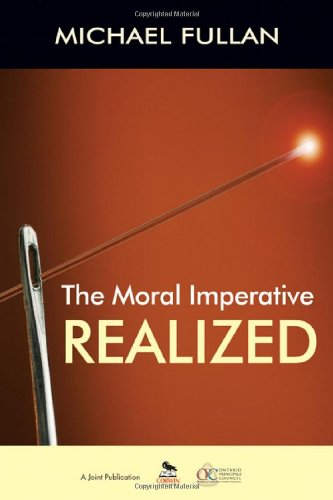 Moral Imperative Realized   2011 edition cover
