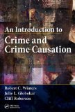 Introduction to Crime and Crime Causation   2014 edition cover