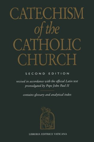 Catechism of the Catholic Church  2nd 2000 edition cover