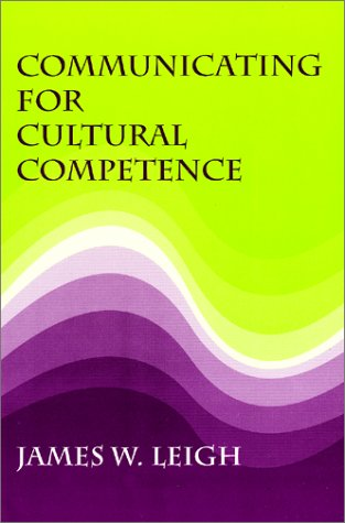 Communicating for Cultural Competence   1998 edition cover