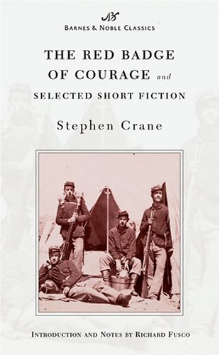 Red Badge of Courage and Selected Short Fiction  N/A edition cover