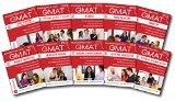 Complete GMAT Strategy Guide Set  6th 2014 (Revised) 9781941234105 Front Cover