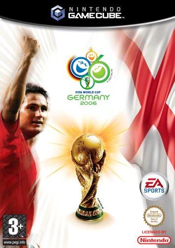 2006 FIFA World Cup (GameCube) GameCube artwork
