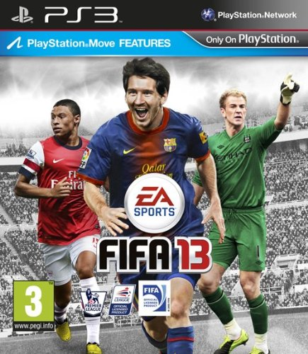 Fifa 13 /PS3 PlayStation 3 artwork