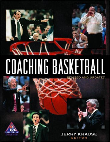 Coaching Basketball  3rd 2002 (Revised) edition cover