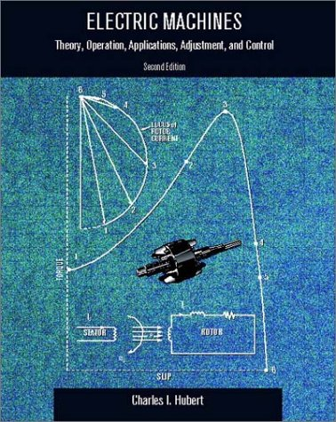 Electric Machines Theory, Operating Applicatiaons, and Controls 2nd 2002 edition cover