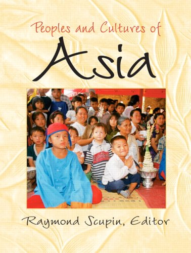Peoples and Cultures of Asia   2006 edition cover