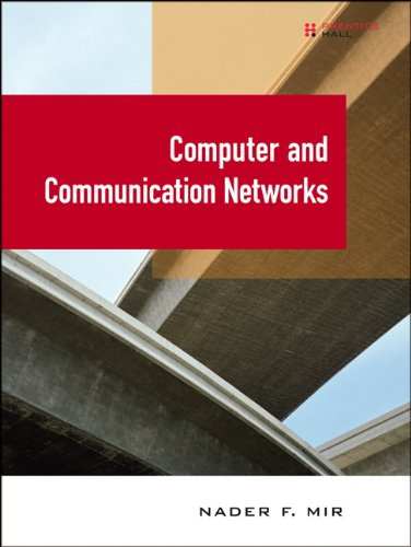 Computer and Communication Networks   2007 edition cover