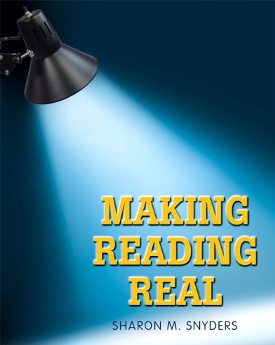 Making Reading Real   2012 (Revised) edition cover