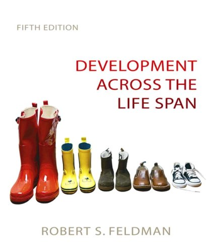 Development Across the Life Span  5th 2008 edition cover