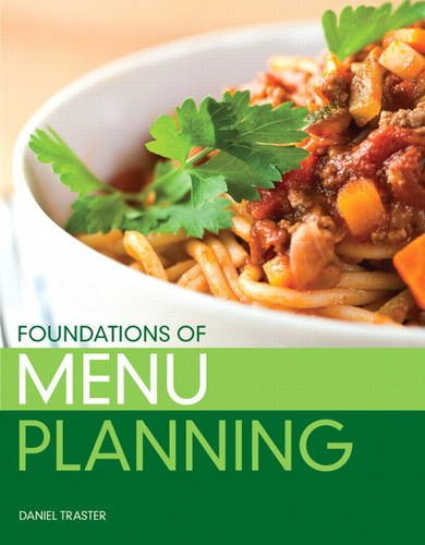 Foundations of Menu Planning   2014 edition cover