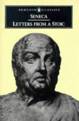Letters from a Stoic Epistulae Morales Ad Lucilium  1969 9780140442106 Front Cover