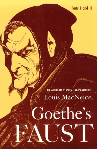 Goethe's Faust  2nd (Abridged) edition cover