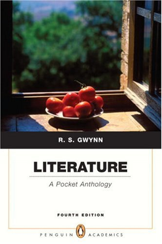 Literature A Pocket Anthology 4th 2009 9780205655106 Front Cover