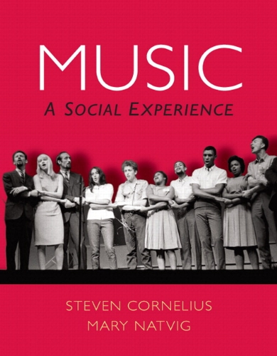 Music A Social Experience  2012 9780205910106 Front Cover