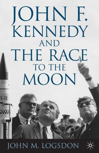 John F. Kennedy and the Race to the Moon   2010 edition cover