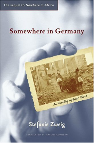 Somewhere in Germany   2006 9780299210106 Front Cover