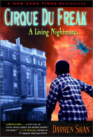 Living Nightmare   2000 edition cover