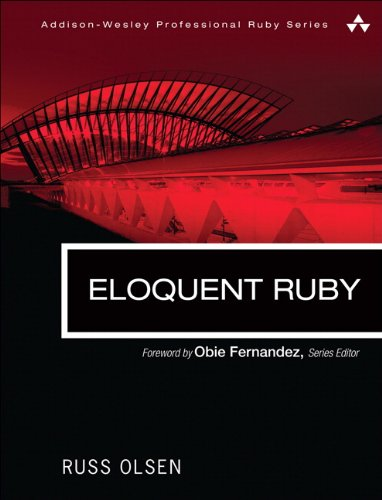 Eloquent Ruby   2011 edition cover
