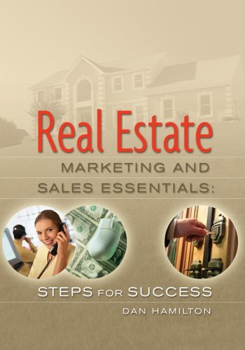 Real Estate Marketing and Sales Essentials Steps for Success  2006 edition cover