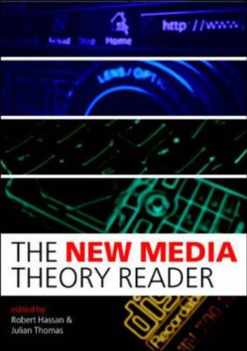 New Media Theory Reader   2006 edition cover