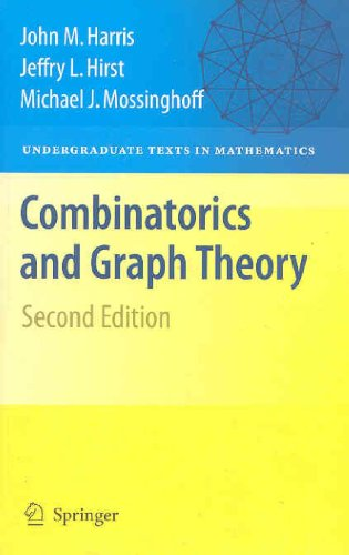 Combinatorics and Graph Theory  2nd 2008 edition cover